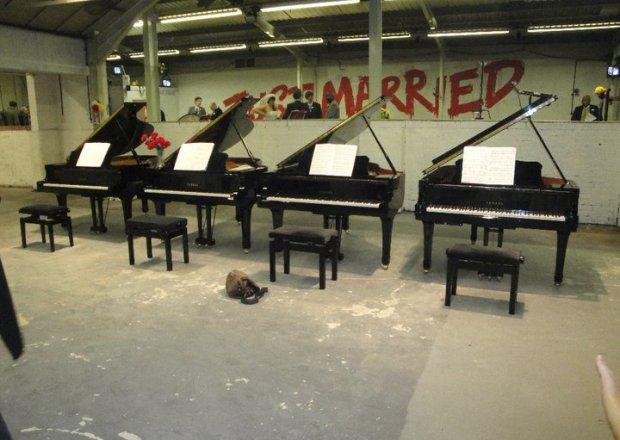 pianos © Judith Holt