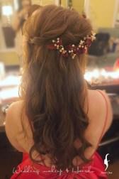 bridal makeup hk