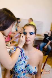 Idea & Artist: Fiona Model: Corinna Photos credit to Daniel Janesch Photography