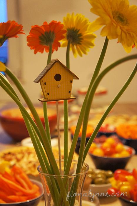 Fiona Lynne Housewarming Party