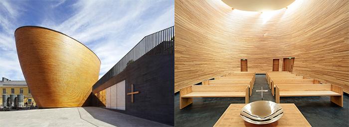 Helsinki Chapel of Silence
