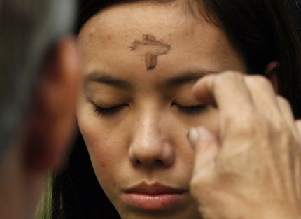 Ash Wednesday thoughts