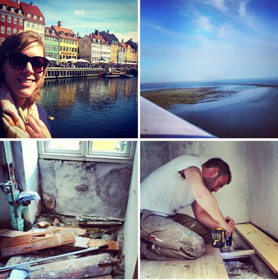 Denmark (our summer)
