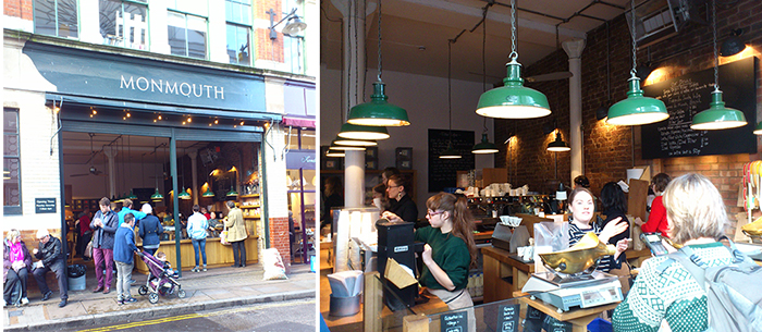 London Monmouth Coffee