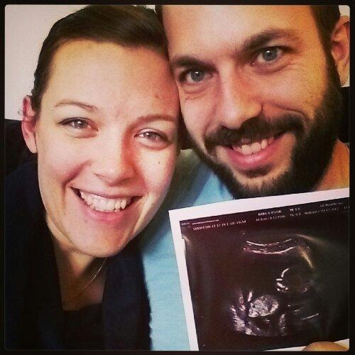 Pregnancy Announcement // Fiona Lynne