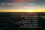 St Martin of Tours - the traditions and the stories