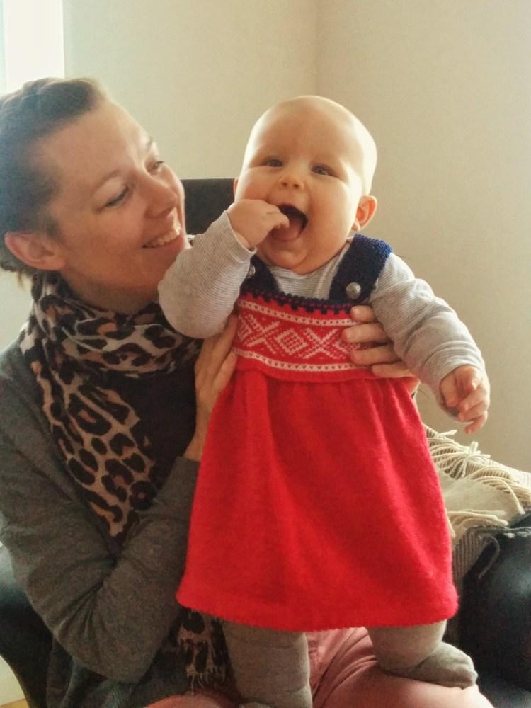 Kaya Grace at Six Months