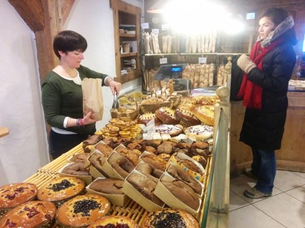 Samoëns bakery