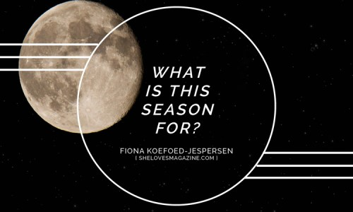What is this Season for? She Loves - Jan 2016