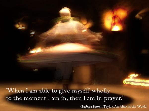 The Dance of Prayer