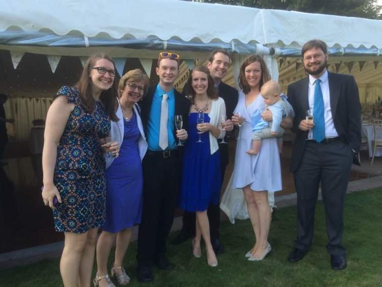 familypeteswedding