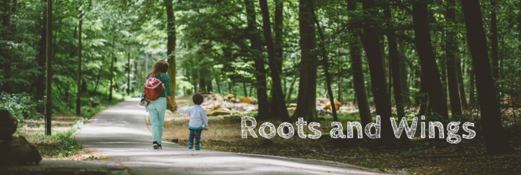 Roots and Wings - a spiritual parenting journey
