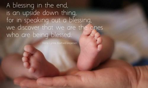 The Spiritual Practice of Blessing - Fiona Koefoed-Jespersen