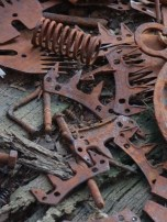 Rust - it can make art out of any object.