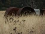 Riderless tractor
