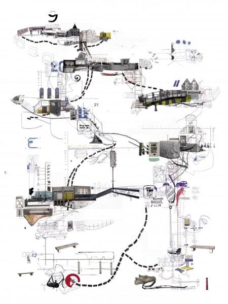 landscape architect plan diagram