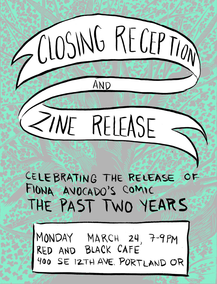 Closing Reception and Zine Release