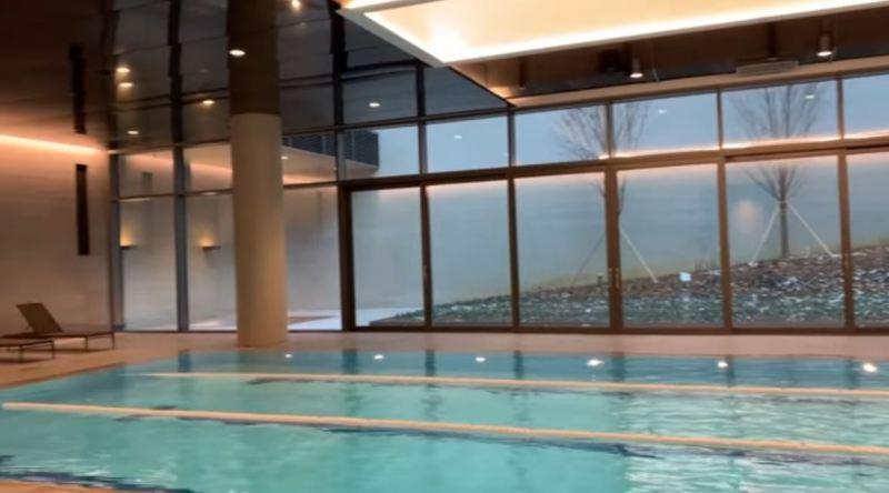 91 游泳池