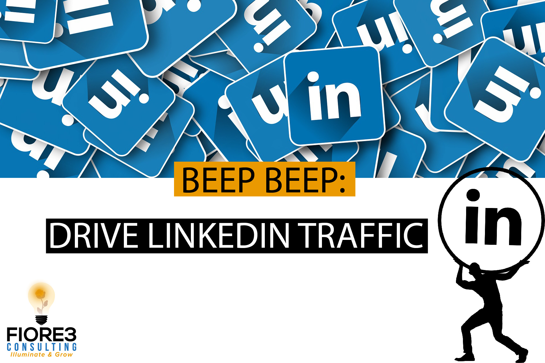Drive LinkedIn Traffic
