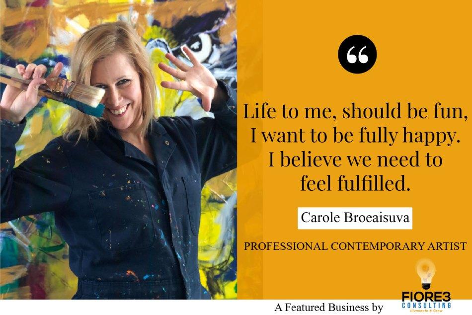 COVID Survival Story- Carole Beauvais