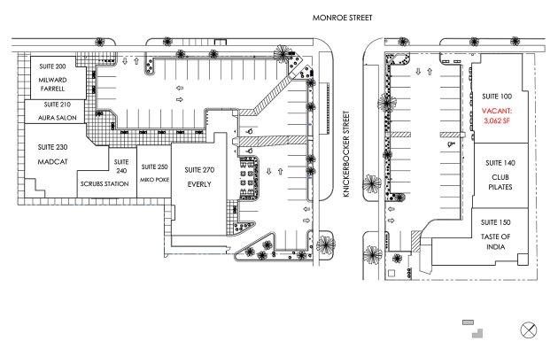 Knickerbocker Suite 100
