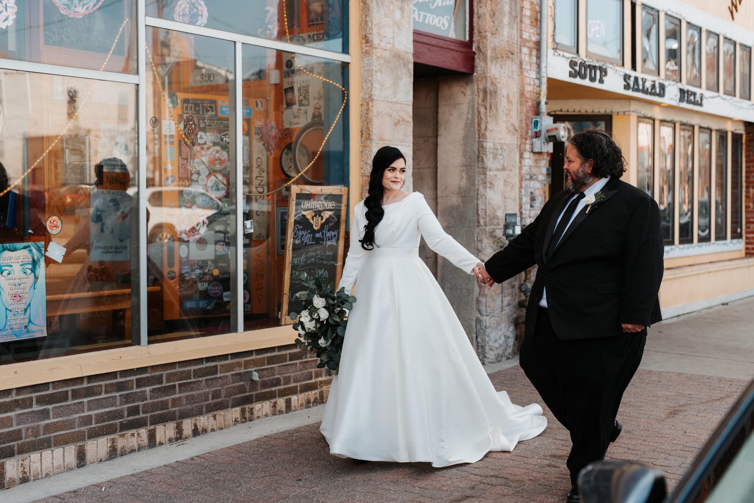 Chris & Keshia Wedding