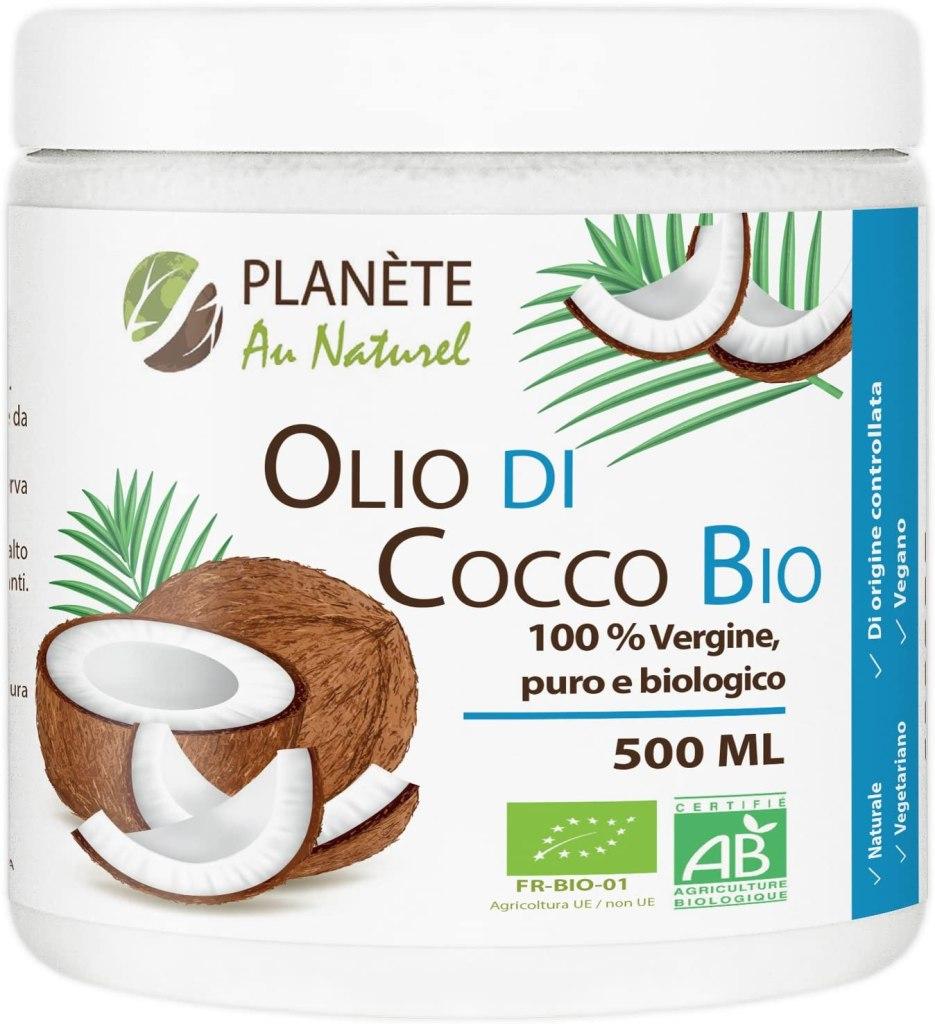 beauty olio di cocco