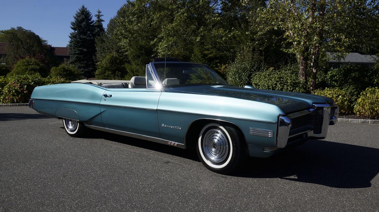 hight resolution of 1968 pontiac bonneville convertible factory 428ci 4spd a c hood tach fiore motors