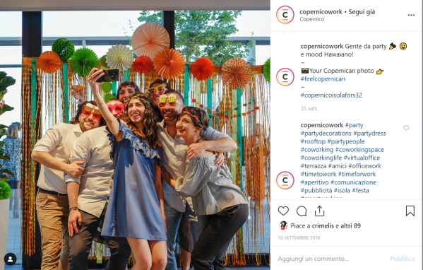 instagram employer branding