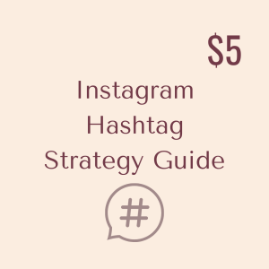 Instagram Hashtag Strategy Guide