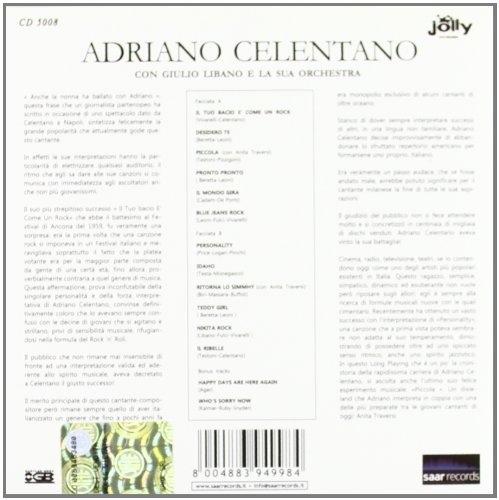 Adriano Celentano – Adriano Celentano