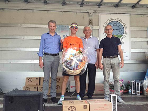 premiazione maratonina 2016