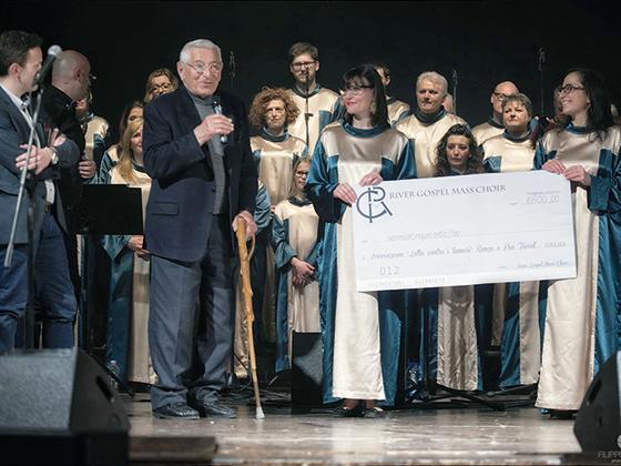 river gospel mass choir e silvano fiorot
