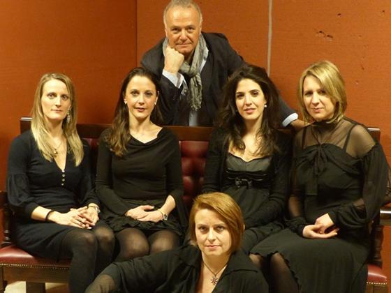 gruppo grollo&5string quartet