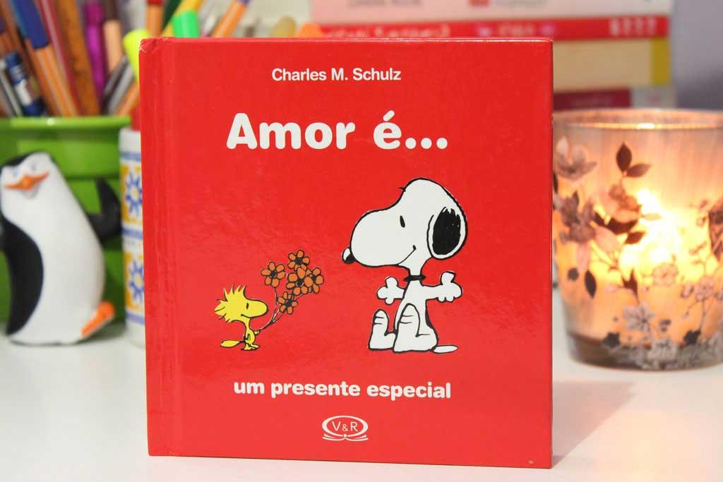 Snoopy em O Amor é
