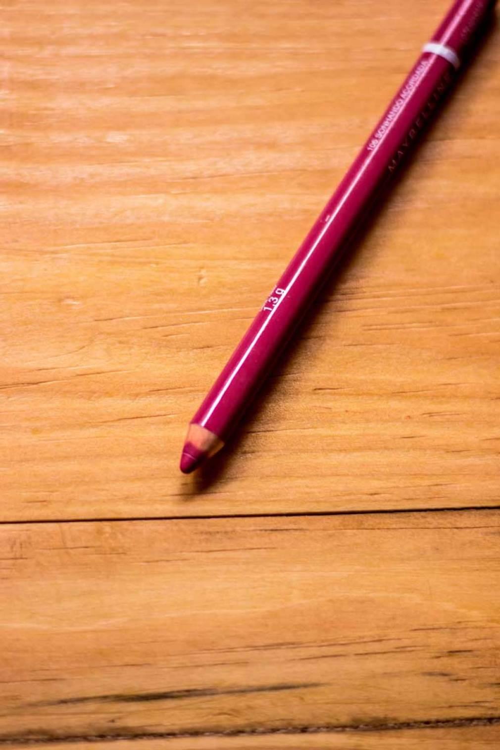 Lápis de boca Color Sensational