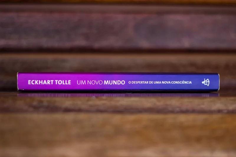 Lombada do livro