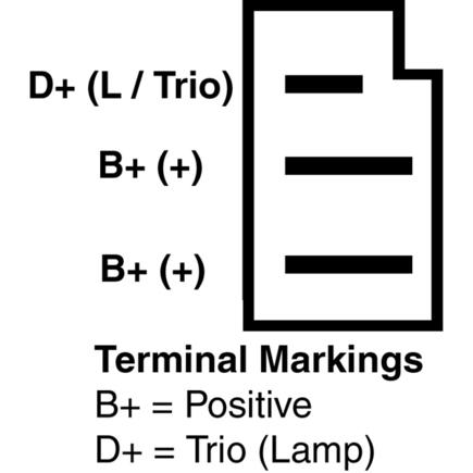 Delco Remy 35si Alternator Wiring Diagram Dual Alternator