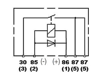3 Prong Flasher Diagram Ground LED Turn Signal Flasher