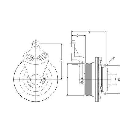 Horton Air Clutch Diagram Air Dump Valve Diagram ~ Elsavadorla