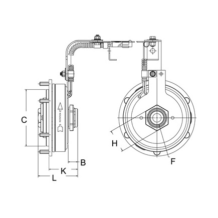 Horton Fan Clutch Hayden Fan Clutch wiring diagram