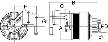 Horton Fan Clutch Horton Temperature Switch Wiring Diagram