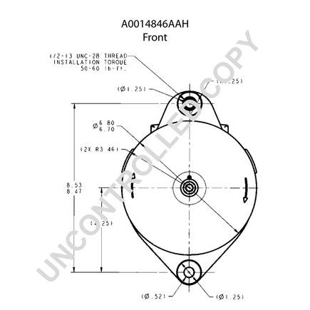 Wiring Diagram For Denso Alternator Alternator Electrical
