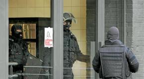 Un forcené maitrisé par les policiers d'élite au Sablon