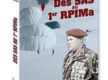 Robert Moulié : Des SAS au 1er RPIMA