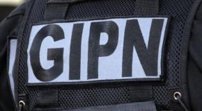 Entraînement héliporté du GIPN