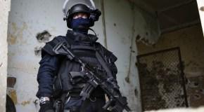 Gang des DAB, trois gendarmes du GIGN blessés