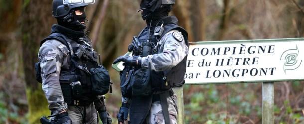Fusillade à «Charlie Hebdo» : le Raid et le GIGN déployés entre Soissons et Villers-Cotterêts