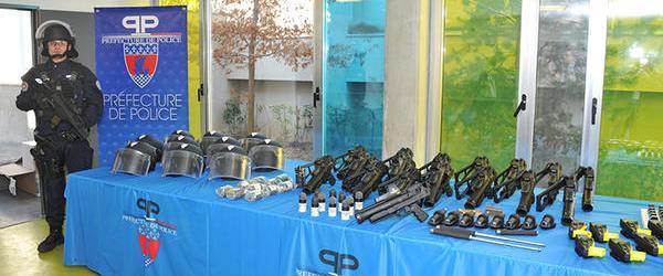 A Paris, les policiers des BAC équipés de fusils d'assaut contre les « tueries de masse »