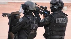Le RAID intervient près de Lyon à cause d'un jeu dangereux d'adolescents
